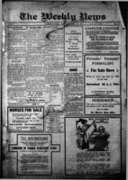 The Weekly News March 29, 1917