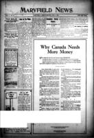 Maryfield News November 1, 1917