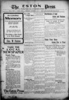 The Eston Press November 1, 1917