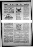 The Landis Record December 20, 1917