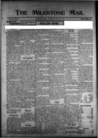 The Milestone Mail March 8, 1917