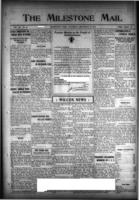The Milestone Mail September 27, 1917