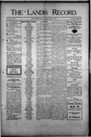 The Landis Record March 1, 1917