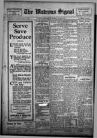 The Watrous Signal March 29, 1917