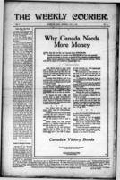 The Weekly Courier November 1, 1917