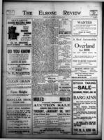 The Elrose Review January 25, 1917