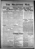 The Milestone Mail March 22, 1917