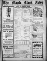 The Maple Creek News March 22, 1917
