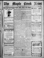 The Maple Creek News April 19, 1917