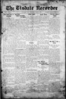 The Tisdale Recorder October 11, 1917