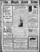 The Maple Creek News July 26, 1917