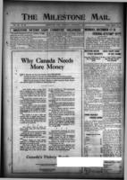 The Milestone Mail November 1, 1917