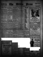 The Wilkie Press February 8, 1917