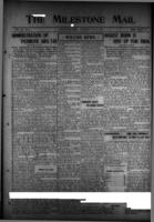 The Milestone Mail May 31, 1917