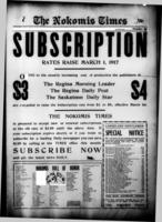 The Nokomis Times February 8, 1917