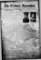 The Tisdale Recorder May 31, 1917