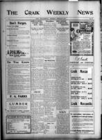 The Craik Weekly News February 8, 1917