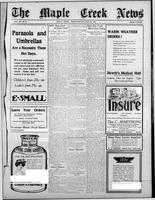 The Maple Creek News July 30, 1914