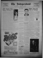 The Independent January 22, 1942