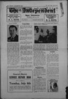 The Independent July 1, 1943