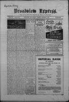 Broadview Express December 2, 1943