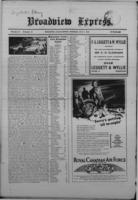Broadview Express July 8, 1943