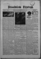 Broadview Express August 26, 1943