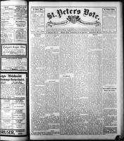 St. Peter's Bote July 30, 1914