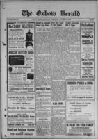The Oxbow Herald October 17, 1940