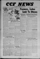 CCF News for British Columbia and the Yukon January 30, 1947