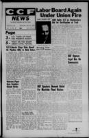 CCF News for British Columbia and the Yukon May 10, 1950