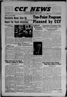 CCF News for British Columbia and the Yukon August 26, 1948