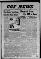 CCF News for British Columbia and the Yukon March 11, 1948