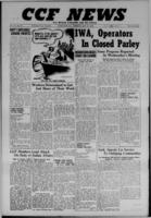 CCF News for British Columbia and the Yukon May 23, 1946