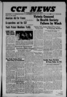 CCF News for British Columbia and the Yukon April 1, 1948