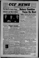 CCF News for British Columbia and the Yukon January 5, 1949