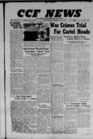 CCF News for British Columbia and the Yukon May 15, 1947
