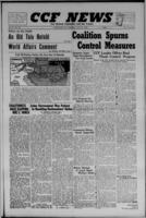 CCF News for British Columbia and the Yukon July 15, 1948