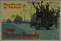 Pave the way to Victory! Buy Victory Bonds