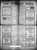The Wolseley News August 19, 1914
