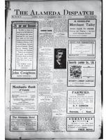 The Alameda Dispatch July 10, 1914