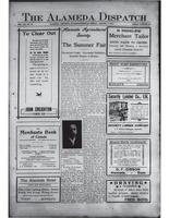 The Alameda Dispatch August 7, 1914