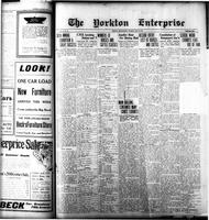 The Yorkton Enterprise July 30, 1914