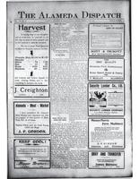 The Alameda Dispatch August 13, 1915