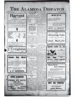 The Alameda Dispatch August 27, 1915