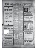 The Alameda Dispatch October 1, 1915
