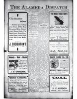 The Alameda Dispatch November 12, 1915