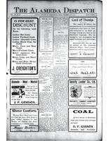 The Alameda Dispatch November 26, 1915