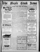 The Maple Creek News October 21, 1915