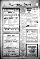 Maryfield News December 16, 1915